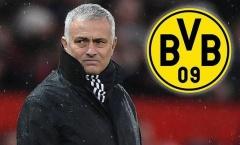 Borussia Dortmund đặt HLV Mourinho vào tầm ngắm
