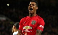 Rashford: 'Tôi sẽ không vui nếu Man Utd lọt vào Top 4'