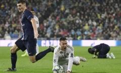 'Nếu có một cầu thủ mà tôi thực sự không muốn làm bị thương, thì đó chính là Eden Hazard'