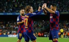 Suarez đăng đàn nói 1 điều về Griezmann, CĐV Barca phấn khích tột độ