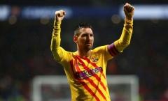 Kết liễu Atletico, Messi lại đạt cột mốc mới đáng nể trong sự nghiệp!