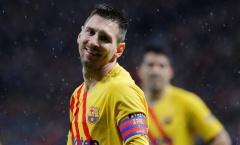 Không phải Messi, 'thiên thần có cánh' mới là người khiến Atletico thua cuộc