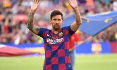 Khoá chặt 'kẻ thay thế' Messi, Barca hành động bất ngờ khiến Châu Âu dậy sóng