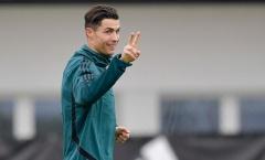 """Sóng gió tại Juventus trôi qua, Ronaldo trở thành đối tác của """"gã khổng lồ"""""""