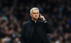 Mourinho dùng một tính từ để miêu tả thất bại trước Man Utd
