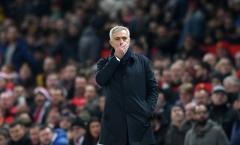 SỐC! Mourinho gắt gỏng, nói lời 'chết chóc' sau trận thua Man Utd