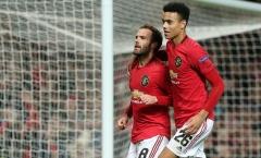 'Man Utd đã hoàn toàn thổi bay đối thủ của mình'