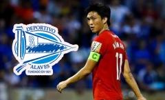 Báo châu Á: Đây, lý do Deportivo Alaves đưa Tuấn Anh vào tầm ngắm