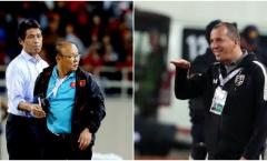 FIFA ra phán quyết sau cùng về vụ trợ lý Thái Lan khiêu khích thầy Park