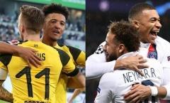 Dortmund gặp PSG: 2 'tam tấu' hủy diệt đối đầu và ngày về của Tuchel