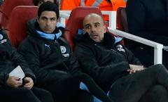 Guardiola: 'Tôi sẽ làm điều đó nếu Arteta rời Man City'