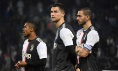 Sarri: 'Điều đó khiến Juventus không thể làm tốt hơn'