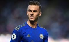 2 thống kê chứng tỏ Maddison là 'playmaker' hàng đầu ở Premier League