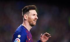 Với 70 triệu bảng, Messi 'suýt nữa' thì mặc áo Man City!