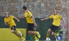 Điều Dortmund mong chờ đã đến, 'bom tấn' khiến châu Âu rung chuyển ra mắt