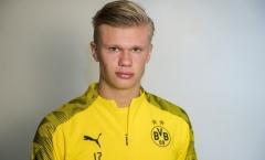 Haaland lộ điều khoản bí mật, sếp lớn Dortmund nói 1 câu khiến đại gia hụt hẫng