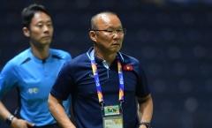 Dừng bước sớm, thầy trò HLV Park Hang-seo lần đầu để người Thái vượt mặt
