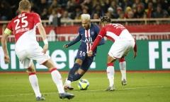 Học Mbappe, Neymar cán cột mốc ghi bàn ấn tượng tại PSG