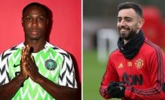 Fernandes và Ighalo có được đá cho M.U ở Europa League?