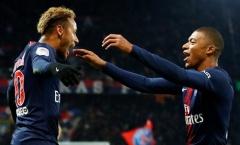 Neymar: 'Có đồng đội như cậu ấy là một vinh dự to lớn!'