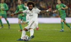 Marcelo chỉ rõ nguyên nhân khiến Real thất bại đắng cay
