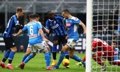 Lukaku 'tịt ngòi', Inter Milan thua sốc trên sân nhà