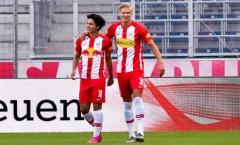 SỐC! Haaland và Minamino vừa đi, Salzburg đã chịu 'nỗi đau kinh hoàng'
