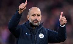 Pep Guardiola: 'Mùa tới Man City vẫn sẽ chơi tại Champions League'