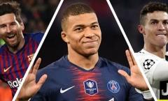 Phát ngôn tranh cãi về CR7 và Messi, Mbappe sẵn sàng để gia nhập Real?