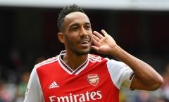 Arteta: 'Nếu Arsenal làm điều này, Aubameyang đã là cầu thủ xuất sắc nhất Premier League'