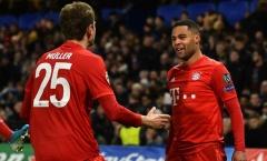 Gnabry liên tục tỏa sáng, Muller liền 'cà khịa' Arsenal