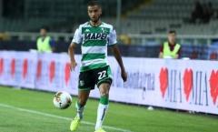 Hàn cánh phải, Milan quyết cuỗm phương án 'thay thế Hakimi' của Dortmund