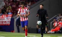 Joao Felix bùng nổ, Diego Simeone vẫn chưa thỏa mãn