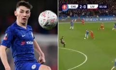Chỉ 1 pha bóng, 'măng non' 18 tuổi của Chelsea đã khiến châu Âu nhắc đến mình