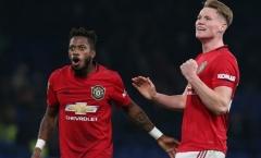 Man United và những cặp bài trùng nếu có thêm Sancho cùng Haaland