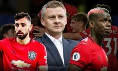 XONG! Solskjaer xác nhận, Man Utd chuẩn bị có 'tuyến giữa hoàn hảo'
