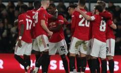 Rio Ferdinand khen nức nở 1 cái tên của Man Utd sau trận thắng Derby County