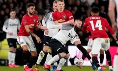 Rooney đầy máu lửa, nhiệt huyết trong ngày tái ngộ đội bóng cũ
