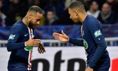 Trảm Neymar và 'phong đế' Mbappe, PSG tạo bước ngoặt lớn cho tương lai