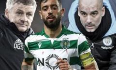 XONG! Pep Guardiola tuyên bố cú lừa gây choáng vụ Fernandes tới M.U