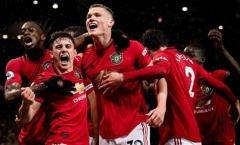 'Man Utd khiến đối thủ cảm thấy áp lực'