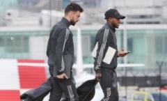 XONG! Martial và tân binh vắng mặt khi Man Utd đối đầu LASK