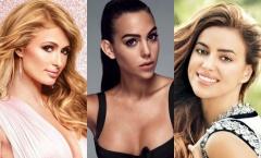 Đố vui: Bạn có biết chi tiết về những người đẹp từng bước qua đời Ronaldo?