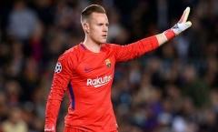 Giữ chân 'người nhện', Barca đề nghị mức lương bèo bọt