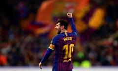 Lionel Messi vẫn là vị vua tại La Liga!