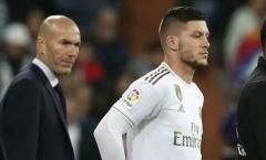 5 'sai phạm' lớn nhất của bom tấn Luka Jovic tại Real Madrid