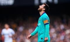 Khó khăn duy nhất của Barca vì đại dịch COVID-19 là đây