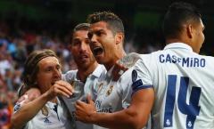 Real Madrid chưa thể thay thế được Ronaldo