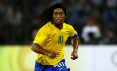 8 danh thủ khoác áo số 10 vĩ đại nhất lịch sử Brazil