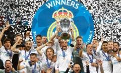 Champions League và những nhà vô địch trong 10 năm qua